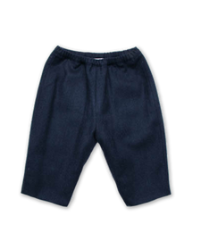 Baby Pant in Navy Tweed