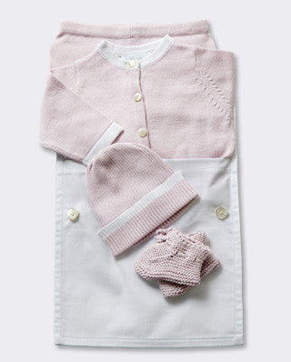 "cotton ""take me home"" set for girls"