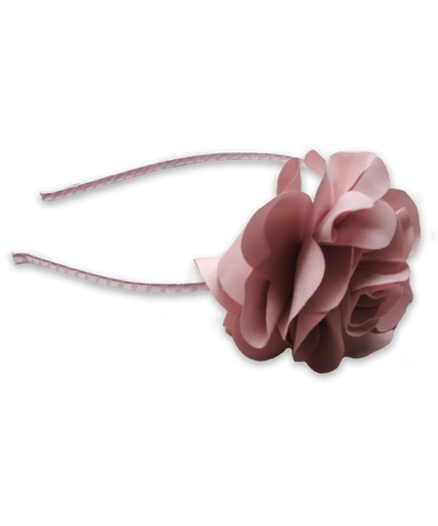 Flower Headband in Pink