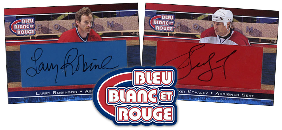 Three Bleu, Blanc et Rouge Checklists Revealed