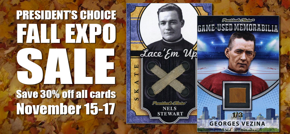 Fall Expo Sale! 30% Off This Weekend