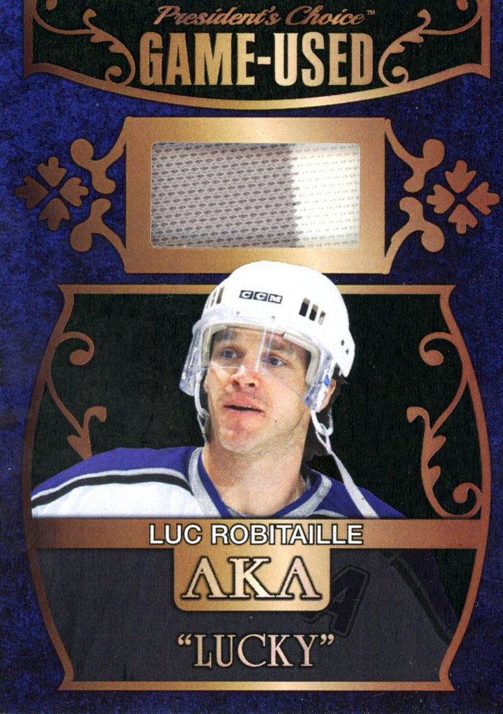 Luc Robitaille AKA #'d 2/5