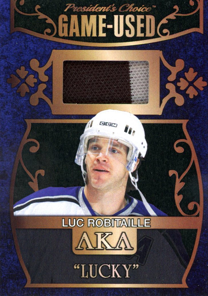 Luc Robitaille AKA #'d 4/5