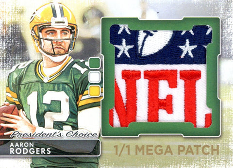 Aaron Rodgers MegaPatch 1/1