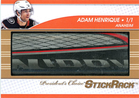 Adam Henrique StickRack 1/1