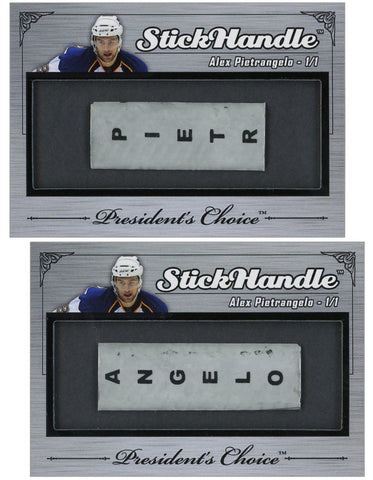 Alex Pietrangelo StickHandles 1/1