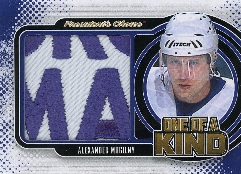 Alexander Mogilny One of a Kind 1/1