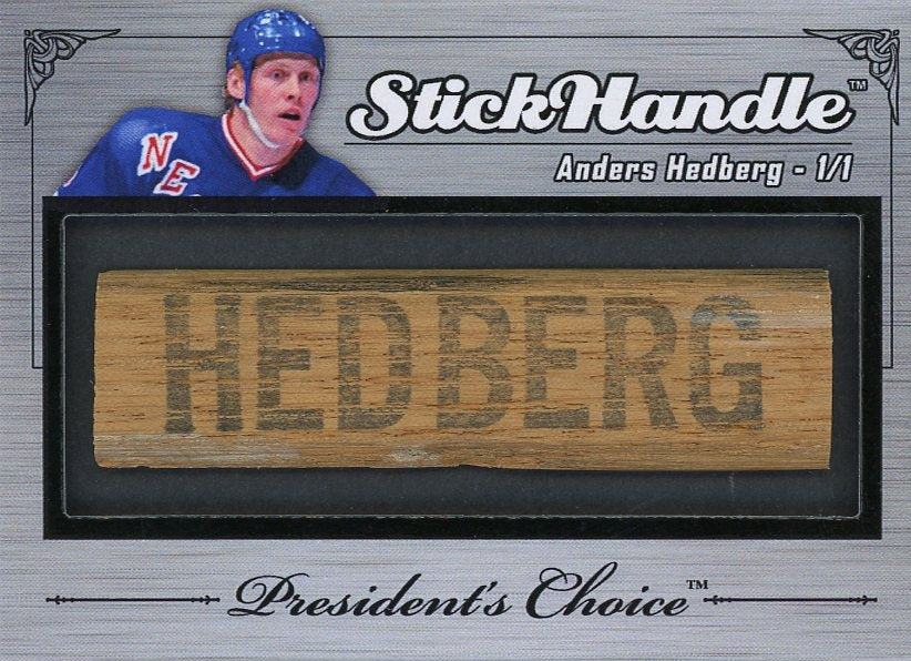 Anders Hedberg StickHandles 1/1