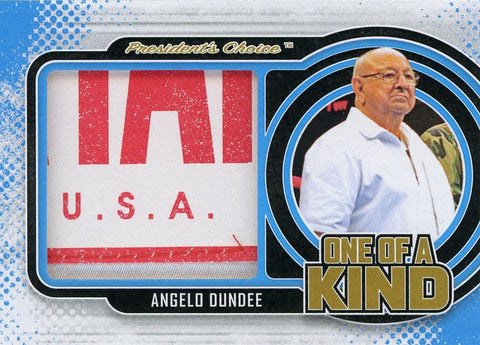 Angelo Dundee One of A Kind 1/1