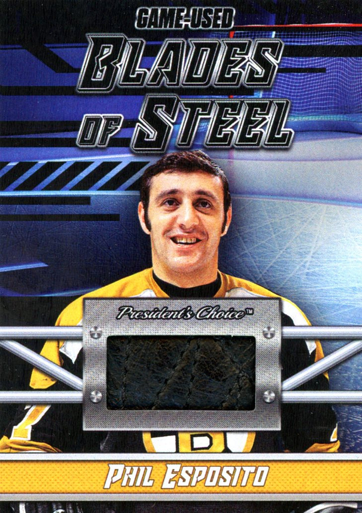 Phil Esposito Blades of Steel #'d 2/5