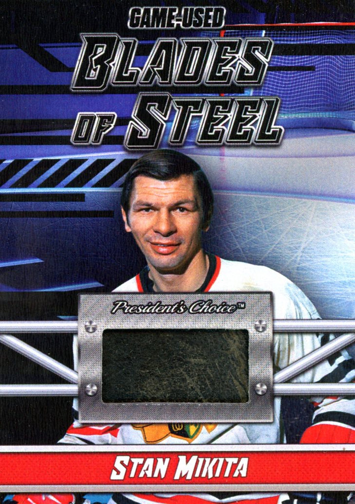 Stan Mikita Blades of Steel #'d 4/5