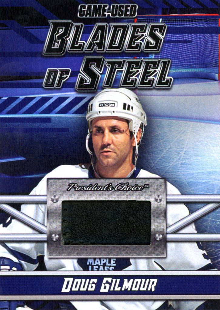 Doug Gilmour Blades of Steel #'d 4/5