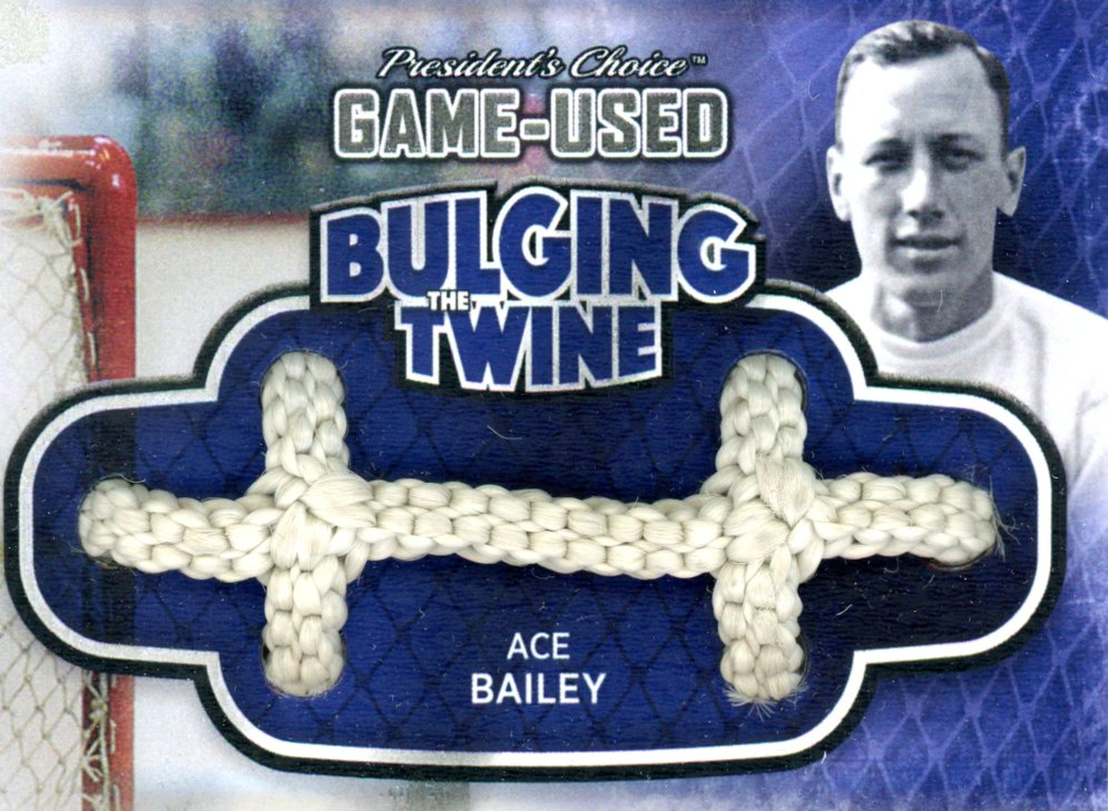 Ace Bailey Bulging The Twine #'d 3/5