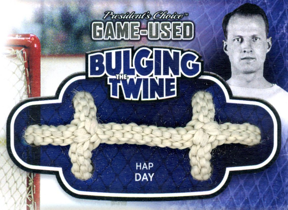 Hap Day Bulging The Twine #'d 4/5