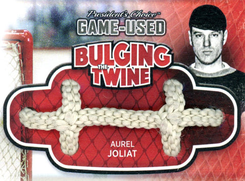 Aurel Joliat Bulging The Twine #'d 1/5