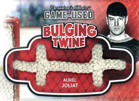Aurel Joliat Bulging The Twine #'d 3/5