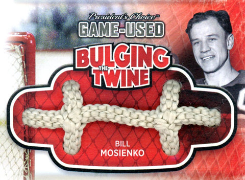 Bill Mosienko Bulging The Twine #'d 1/5