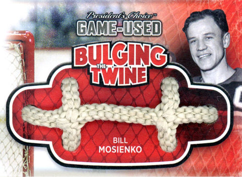 Bill Mosienko Bulging The Twine #'d 2/5