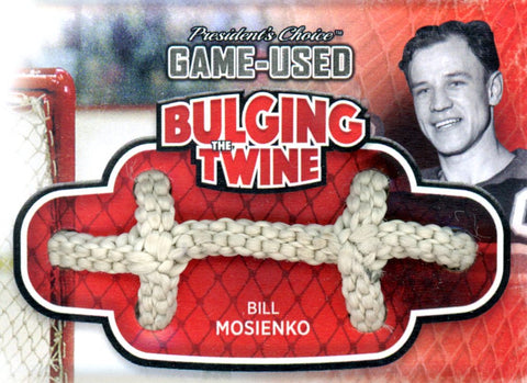 Bill Mosienko Bulging The Twine #'d 3/5