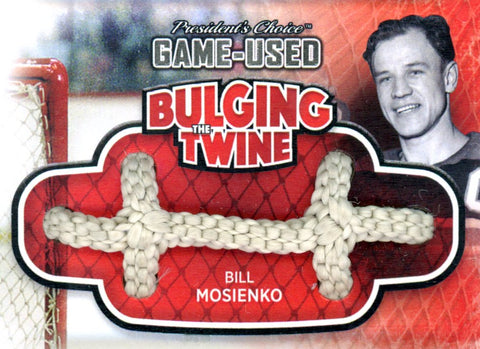 Bill Mosienko Bulging The Twine #'d 4/5
