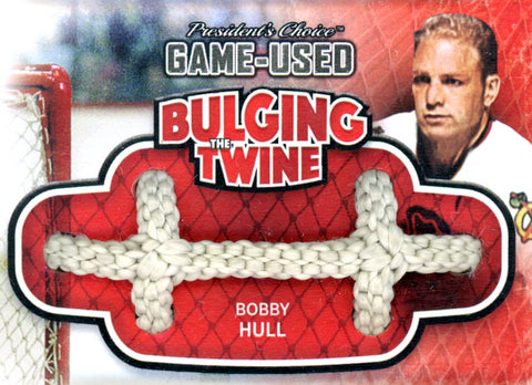 Bobby Hull Bulging The Twine #'d 4/5