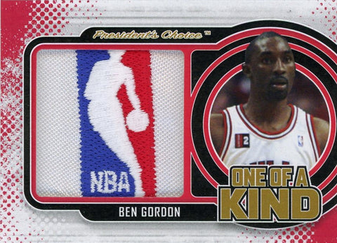 Ben Gordon One of A Kind 1/1