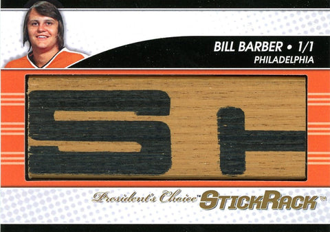 Bill Barber StickRack 1/1