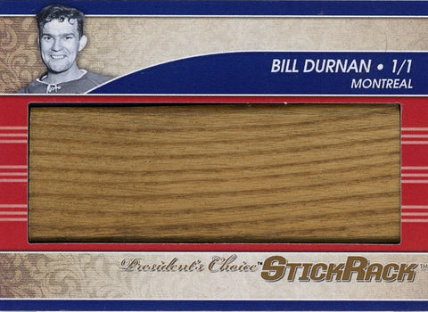 Bill Durnan StickRack 1/1