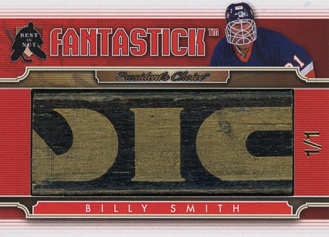 Billy Smith (New York) FantaStick 1/1