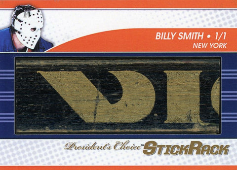 Billy Smith StickRack 1/1