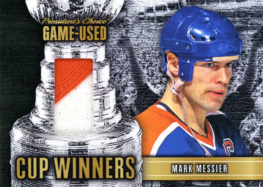 Mark Messier Cup Winners #'d 1/10