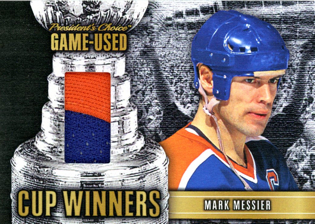 Mark Messier Cup Winners #'d 2/10