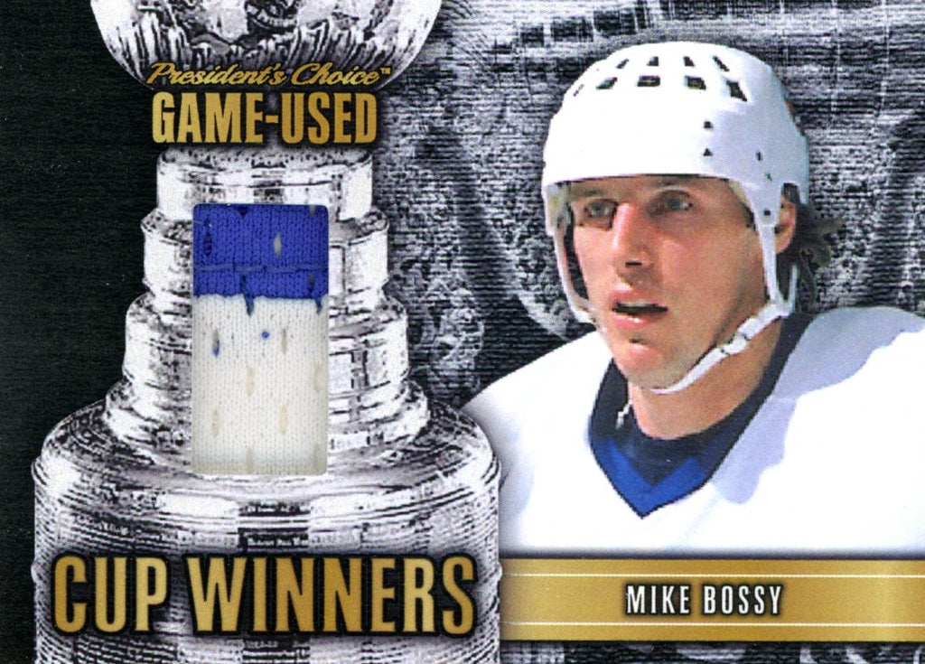 Mike Bossy Cup Winners #'d 2/10