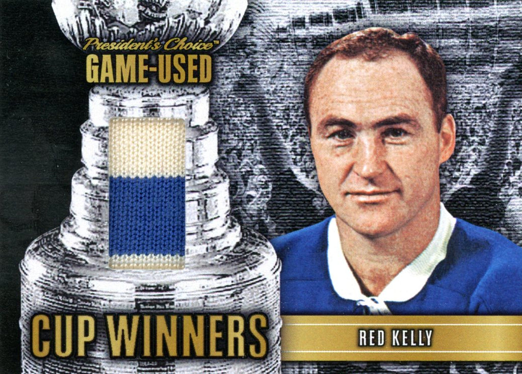 Red Kelly Cup Winners #'d 2/10