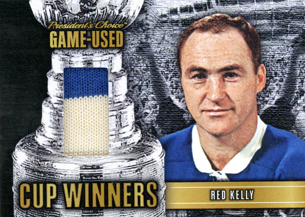 Red Kelly Cup Winners #'d 8/10