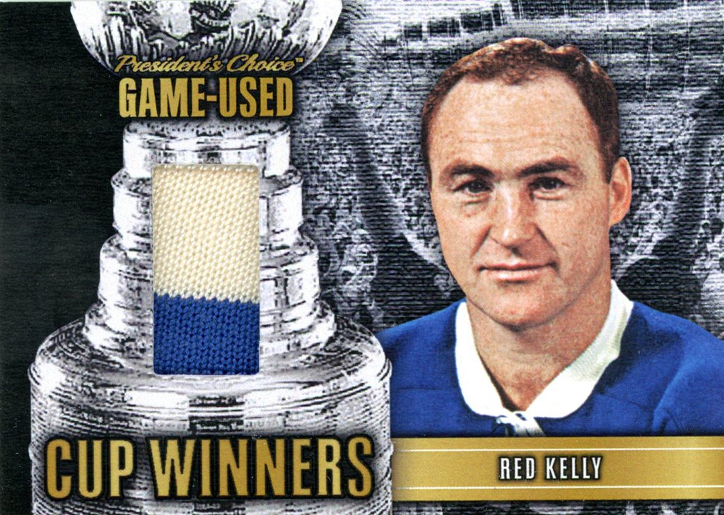 Red Kelly Cup Winners #'d 9/10