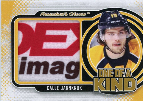 Calle Jarnkrok One of A Kind 1/1