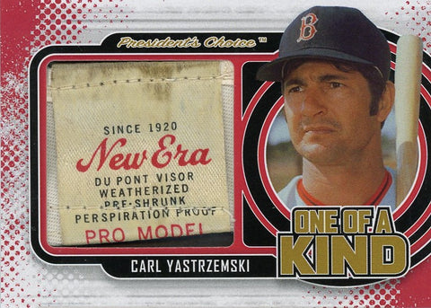 Carl Yastrzemski One of a Kind 1/1