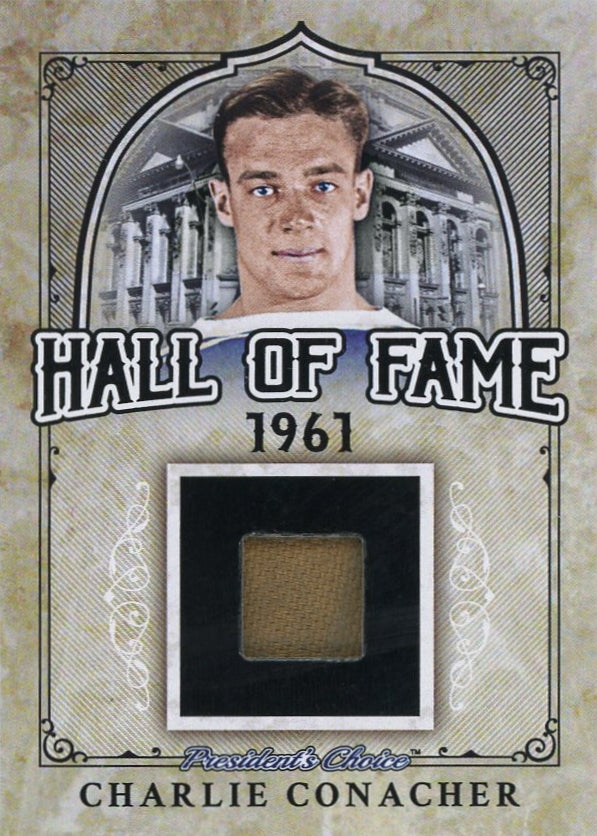 Charlie Conacher Hall of Fame 1/1