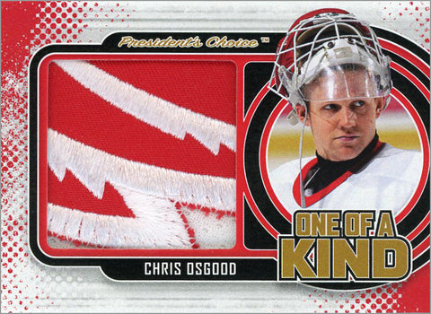 Chris Osgood One of A Kind 1/1