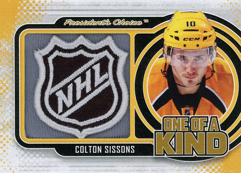 Colton Sissons One of A Kind 1/1