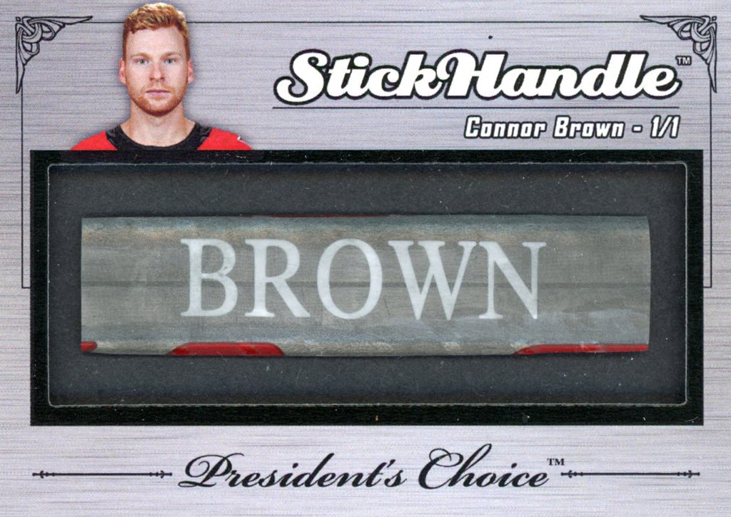 Connor Brown StickHandles 1/1