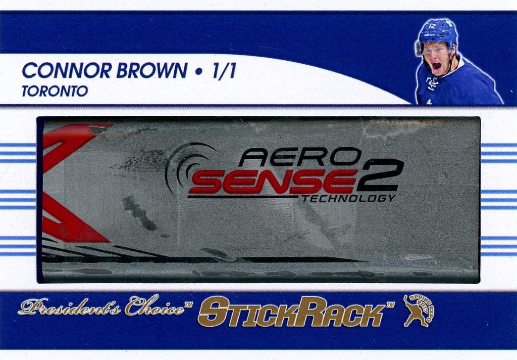 Connor Brown StickRack 1/1
