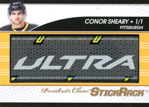 Connor Sheary StickRack 1/1