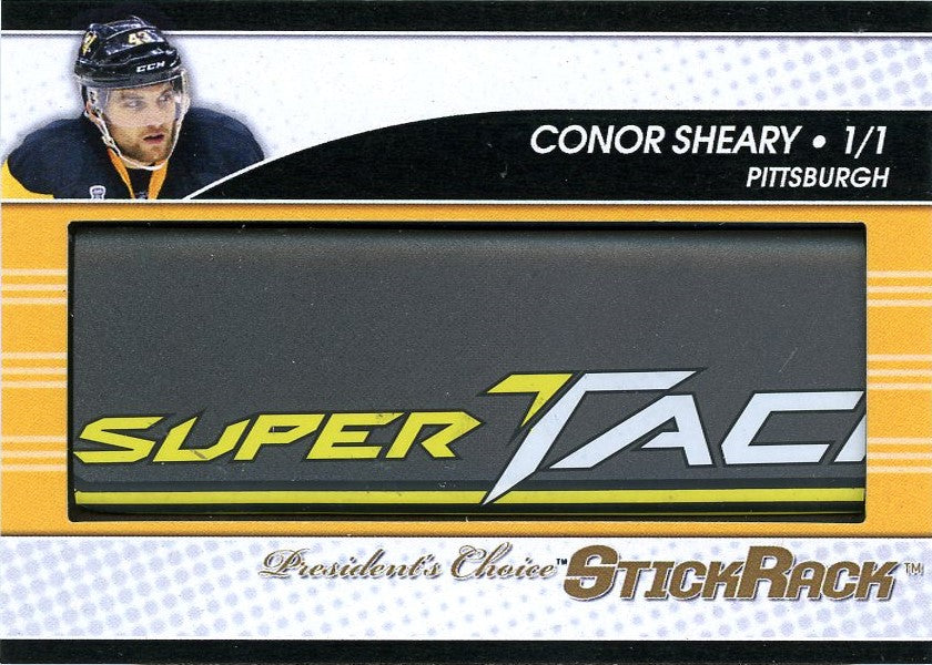 Conor Sheary StickRack 1/1