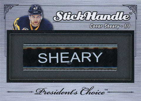 Conor Sheary StickHandles 1/1