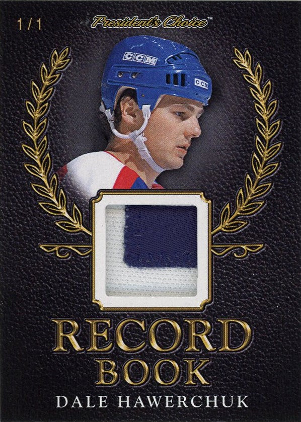 Dale Hawerchuk Record Book 1/1