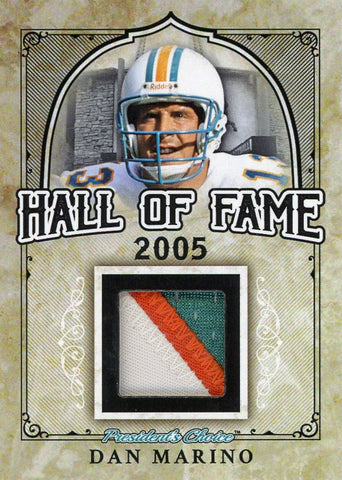 Dan Marino Hall of Fame 1/1