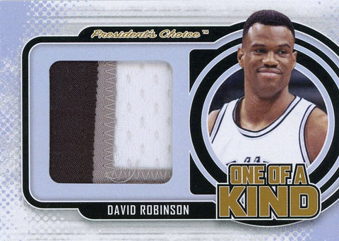 David Robinson One of A Kind 1/1