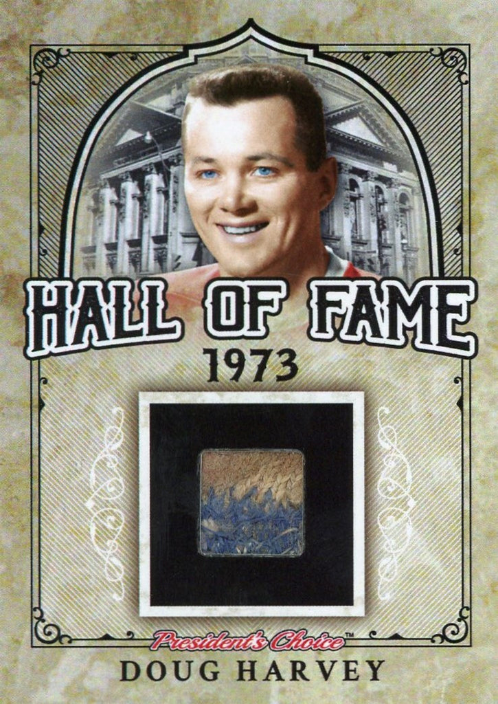 Doug Harvey Hall of fame 1/1